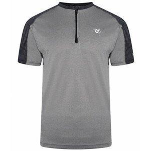 Pánské triko Dare 2b Aces II Jersey Velikost: XL / Barva: šedá