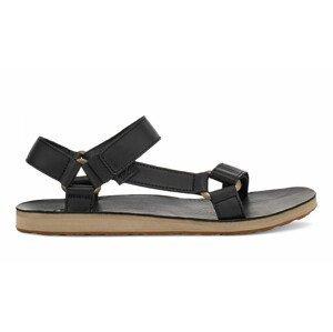 Pánské sandály Teva Original Universal Leather Velikost bot (EU): 40,5 / Barva: černá