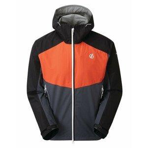 Pánská bunda Dare 2b Touchpoint Jacket Velikost: XXXL / Barva: černá/oranžová