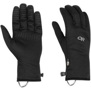 Pánské rukavice Outdoor Research Versaliner Velikost: L / Barva: černá