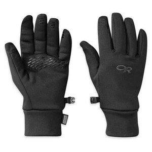 Pánské rukavice Outdoor Research PL 400 Sensor Velikost: M / Barva: černá
