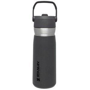 Vakuová láhev Stanley Go Flip Straw 650 ml Barva: tmavě šedá