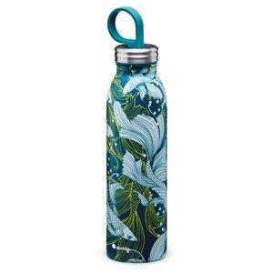 Nerezová láhev s vakuovou izolací Aladdin Chilled Thermavac™ 550 ml Barva: zelená
