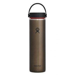 Termoska Hydro Flask Lightweight Wide Flex Cap 24 OZ (710ml) Barva: hnědá
