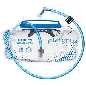 Hydrovak Platypus Big Zip EVO 2.0L Lumbar Barva: průhledná