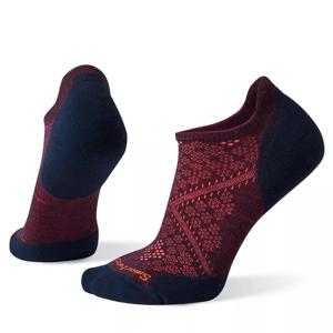 Dámské ponožky Smartwool Phd Run Light Elite Micro Velikost ponožek: 34-37 / Barva: modrá/fialová
