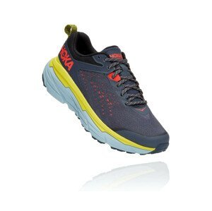 Pánské běžecké boty Hoka One One Challenger Atr 6 Velikost bot (EU): 42 (2/3) / Barva: modrá/žlutá