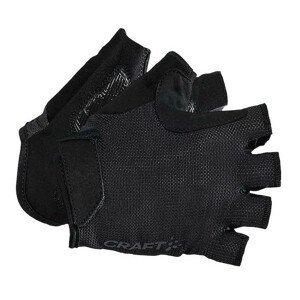 Cyklorukavice Craft Essence Velikost: XL / Barva: černá