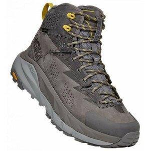 Pánské trekové boty Hoka One One Kaha Gtx Velikost bot (EU): 44 (2/3) / Barva: šedá