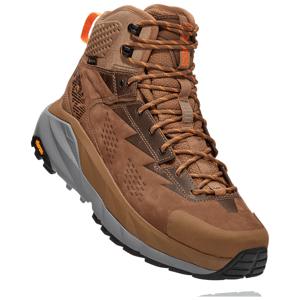 Pánské turistické boty Hoka One One Kaha Gtx Velikost bot (EU): 45 (1/3) / Barva: hnědá/oranžová