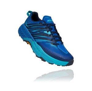Pánské běžecké boty Hoka One One Speedgoat 4 Velikost bot (EU): 42 (2/3) / Barva: šedá/žlutá
