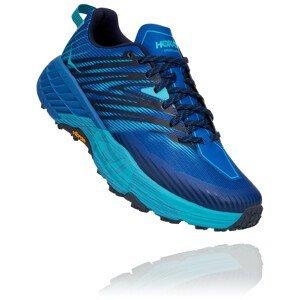 Pánské běžecké boty Hoka One One Speedgoat 4 Velikost bot (EU): 46 (2/3) / Barva: šedá/žlutá
