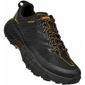 Pánské běžecké boty Hoka One One Speedgoat 4 Gtx Velikost bot (EU): 46 (2/3) / Barva: černá/žlutá