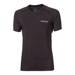 Pánské triko Progress TR RAPTOR 23CT Velikost: L / Barva: černá