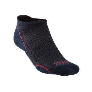 Pánské ponožky Bridgedale Hike UL T2 MP Low Velikost ponožek: 40-43 / Barva: tmavě modrá