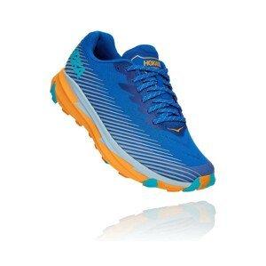 Pánské běžecké boty Hoka One One Torrent 2 Velikost bot (EU): 42 / Barva: modrá/oranžová