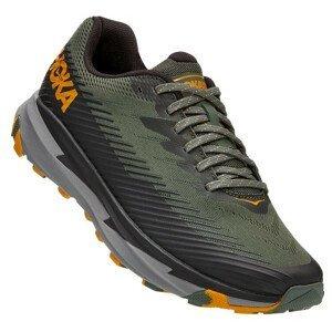 Pánské běžecké boty Hoka One One Torrent 2 Velikost bot (EU): 44 / Barva: zelená
