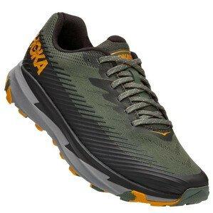Pánské běžecké boty Hoka One One Torrent 2 Velikost bot (EU): 46 (2/3) / Barva: zelená