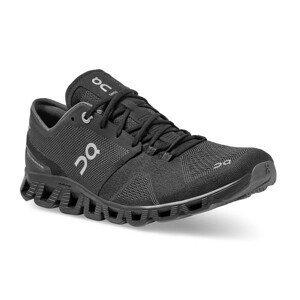 Pánské běžecké boty On Cloud X Velikost bot (EU): 47,5 / Barva: černá