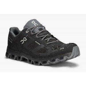 Pánské běžecké boty On Cloudventure Waterproof Velikost bot (EU): 44,5 / Barva: černá