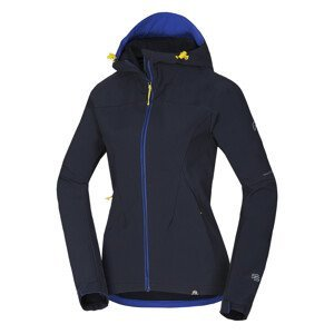 Dámská softshellová bunda Northfinder Gimena Velikost: S / Barva: modrá