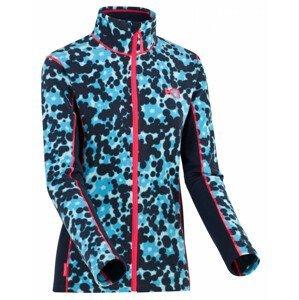 Dámská bunda Kari Traa Bruse Fleece Velikost: L / Barva: modrá