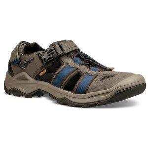 Pánské sandály Teva Omnium 2 Velikost bot (EU): 40,5 / Barva: šedá/modrá