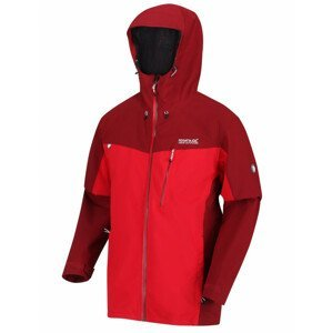 Pánská bunda Regatta Birchdale CL Velikost: XL / Barva: červená