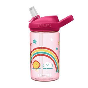 Sportovní láhev Camelbak Eddy+Kids 0,4l Barva: růžová
