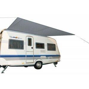 Přístřešek ke karavanu Bo-Camp Travel Plus M 3.5 x 2.4 m Barva: šedá