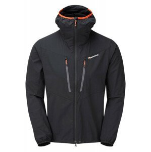 Pánská bunda Montane Alpine Edge Jacket Velikost: L / Barva: černá