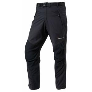 Pánské kalhoty Montane Terra Pants Velikost: XL / Barva: černá
