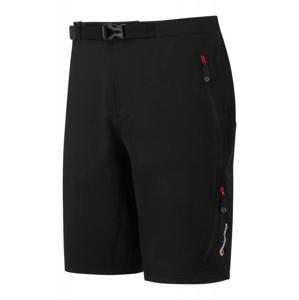 Pánské kraťasy Montane Terra Alpine Shorts Velikost: XL / Barva: černá