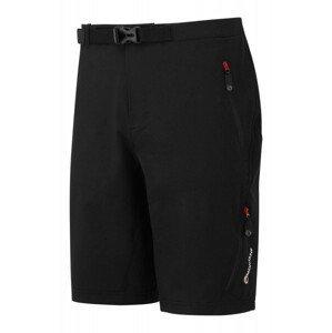 Pánské kraťasy Montane Terra Alpine Shorts Velikost: XXL / Barva: černá