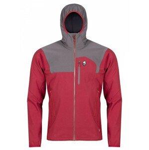 Pánská bunda High Point Atom Hoody Jacket Velikost: L / Barva: červená