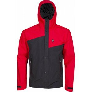 Pánská bunda High Point Revol 2.0 Jacket Velikost: L / Barva: černá/červená