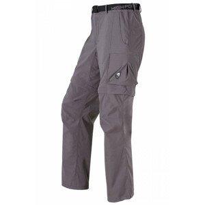 Pánské kalhoty High Point Saguaro 4.0 Pants Velikost: L / Barva: šedá