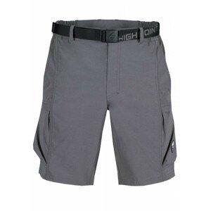 Pánské kraťasy High Point Saguaro 4.0 Shorts Velikost: L / Barva: šedá