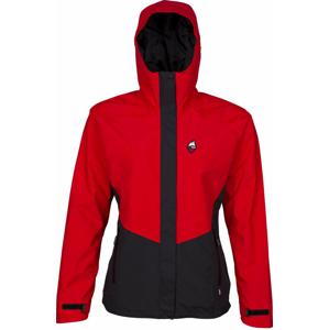 Dámská bunda High Point Revol 2.0 Lady Jacket Velikost: L / Barva: černá/červená