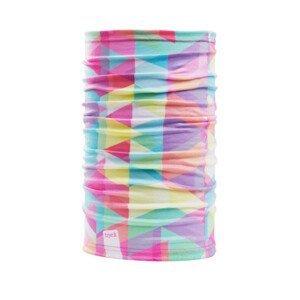 Bjež Multifunkční šátek BJEŽ Barva: mix barev