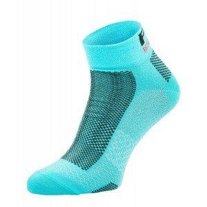 Cyklistické ponožky R2 Easy Velikost ponožek: 35-38 / Barva: modrá