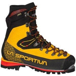 Pánské boty La Sportiva Nepal Cube Gtx Velikost bot (EU): 45 / Barva: žlutá/černá