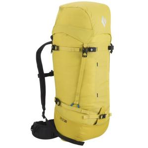 Turistický batoh Black Diamond Speed 30 Velikost zad batohu: M/L / Barva: žlutá