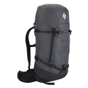 Turistický batoh Black Diamond Speed 40 Velikost zad batohu: M/L / Barva: tmavě šedá