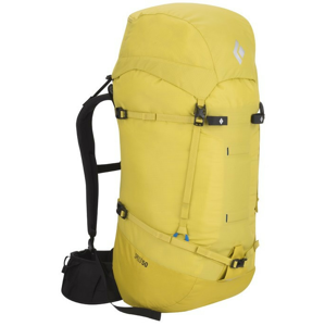Turistický batoh Black Diamond Speed 50 Velikost zad batohu: M/L / Barva: žlutá