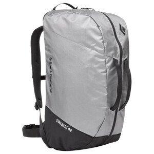 Cestovní taška Black Diamond Stone 42 Duffel Barva: stříbrná