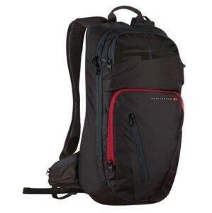 Cyklistický batoh R2 Rock Leader Barva: černá/červená