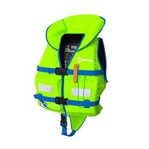 Dětská záchranná vesta Elements Gear BABY PLUS Velikost: S / Barva: zelená