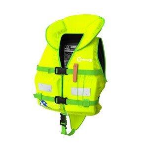 Dětská záchranná vesta Elements Gear BABY PLUS Velikost: M / Barva: žlutá