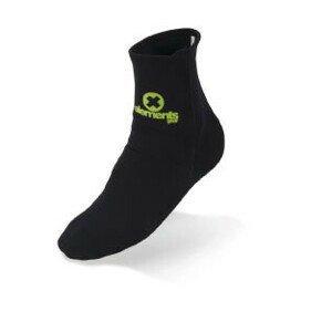 Nepromokavé ponožky Elements Gear COMFORT 2.5 Velikost: XS / Barva: černá